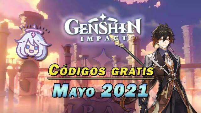 Genshin Impact: Nuevos códigos para conseguir Protogemas gratis en mayo 2021