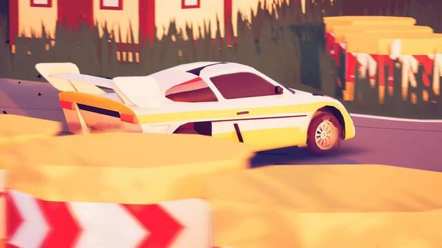 art of rally llega a PlayStation en verano