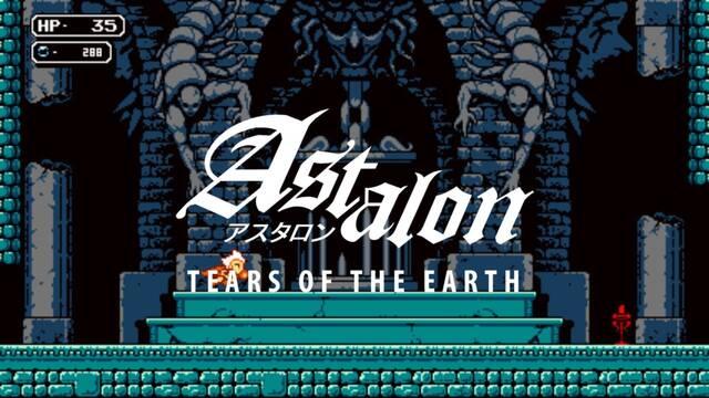Astalon: Tears of The Earth anuncia su fecha de lanzamiento