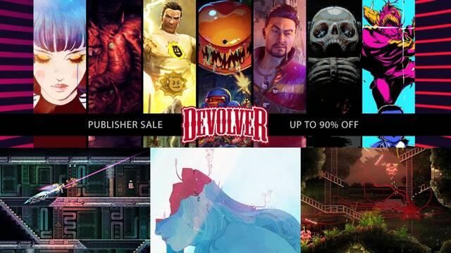 Ofertas de Devolver Digital en Steam