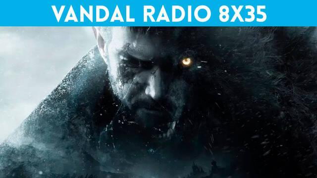 Vandal Radio 8x35