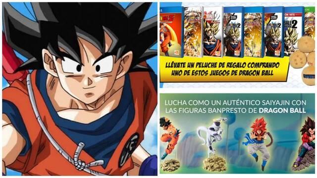 Ofertas por el Día de Goku en GAME.