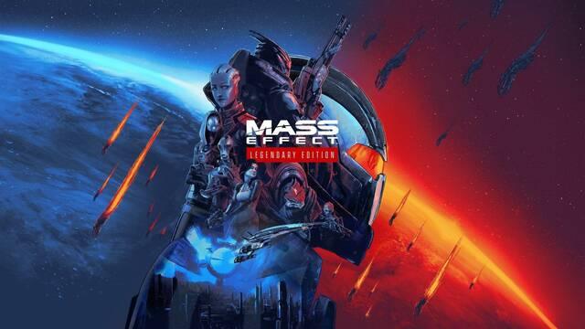 Mass Effect: Legendary Edition requiere de 84 GB para su precarga en Xbox One