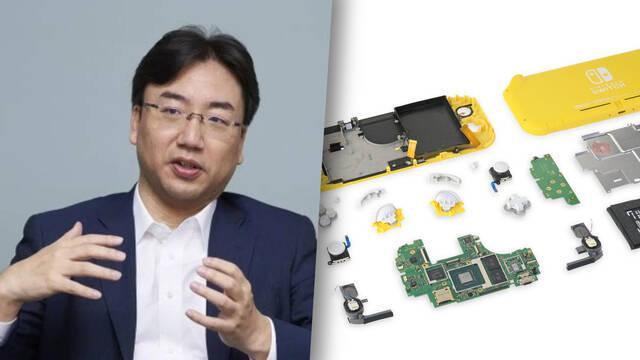 La producción de Switch se ve afectada por la crisis de los semiconductores.