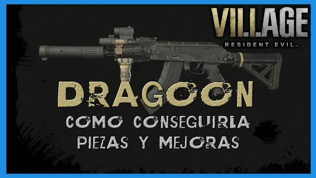 Resident Evil 8 Village: Dragoon - cómo conseguirlo, piezas y mejoras