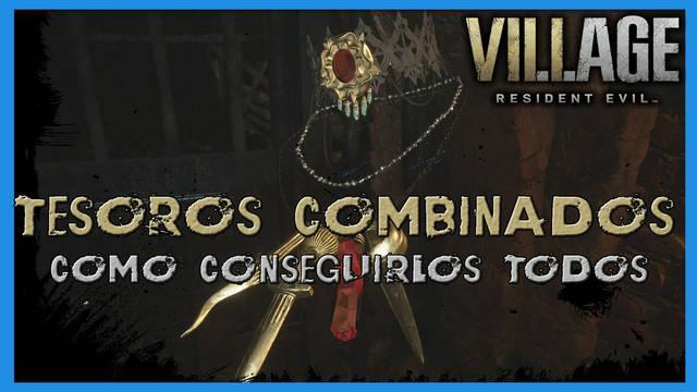 Resident Evil 8 Village: todos los tesoros combinables y dónde conseguirlos