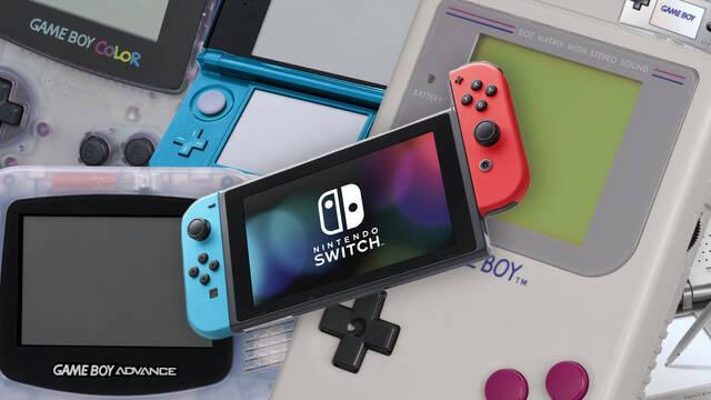Nintendo ha vendido 514,75 millones de portátiles desde 1989.