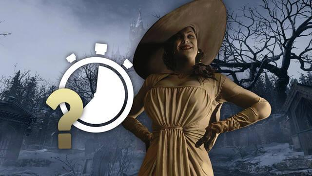 ¿Cuánto dura Resident Evil 8: Village?