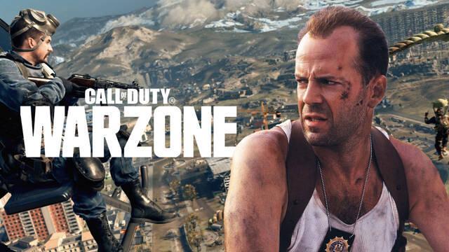 Call of Duty: Warzone insinúa la llegada de John McClane, de Jungla de Cristal.