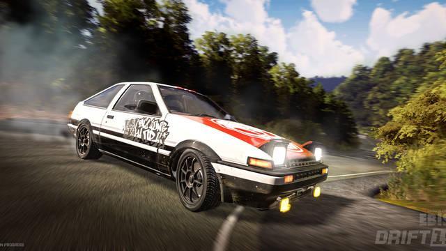 El realista juego de carreras Drift19 se muestra en nuevas imágenes y vídeo