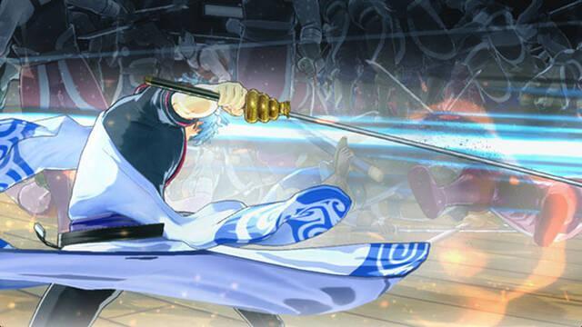 Gintama Rumble se presenta en un nuevo vídeo