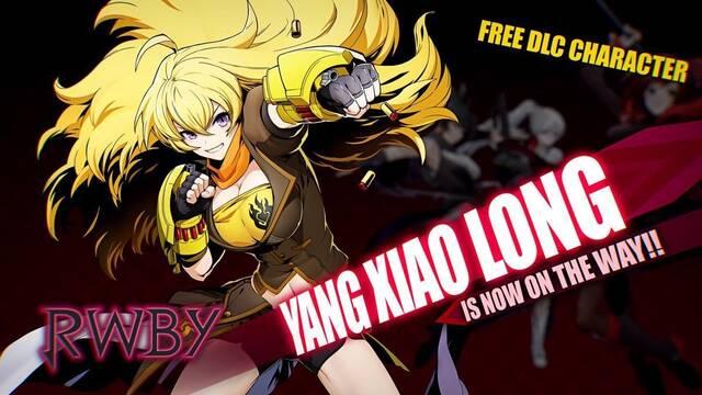 Yang Xiao Long y Blake Belladona serán personajes gratuitos en BlazBlue