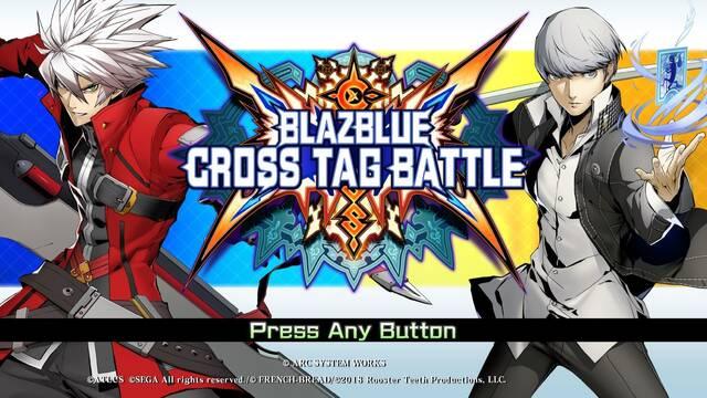 El productor de BlazBlue Cross Tag Battle desea un crossover con NieR