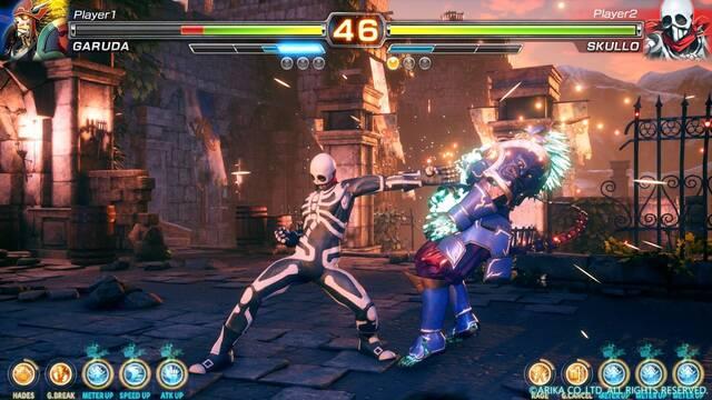 Arika muestra 12 minutos de jugabilidad de Fighting EX Layer