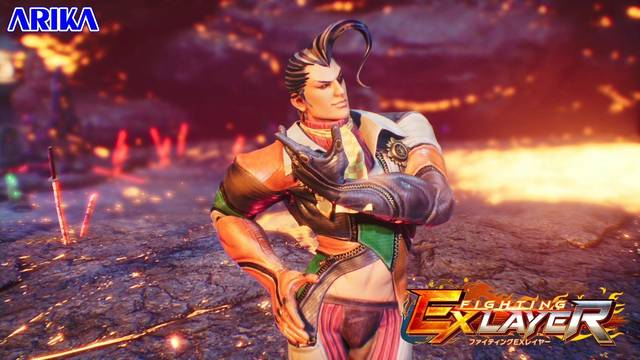 Fighting EX Layer sumará dos luchadores más gratuitamente