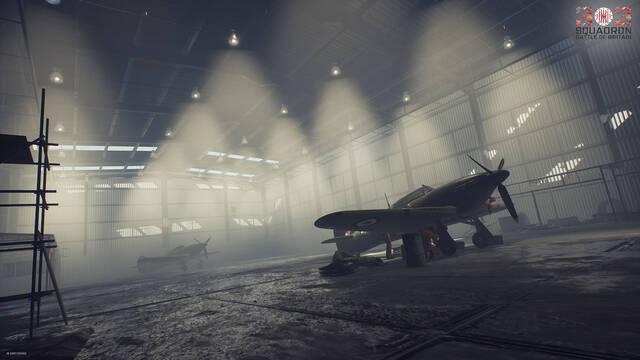 303 Squadron: Battle of Britain busca financiación en Kickstarter