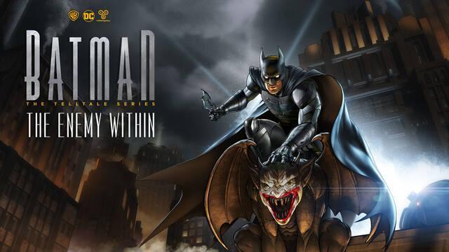 Batman: The Enemy Within podría tener una versión para Nintendo Switch
