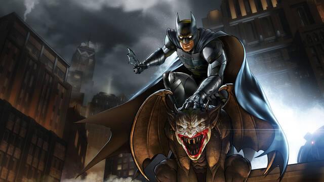 Batman: The Enemy Within llega el 2 de octubre a Switch