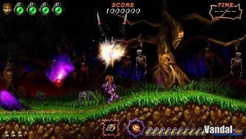TGS: Nuevas imágenes de Extreme Ghosts 'n' Goblins