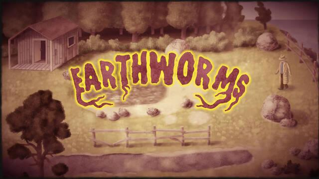 El surrealismo de Earthworms llegará a Switch el 24 de agosto