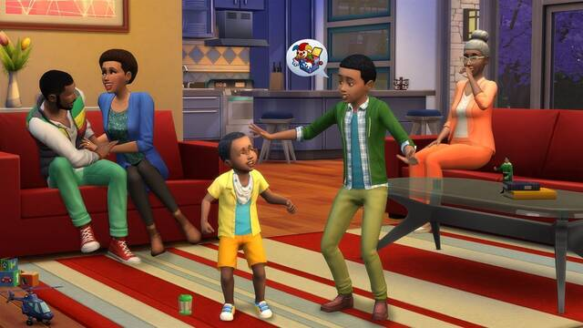 EA descarta lanzar Los Sims 4 en Nintendo Switch
