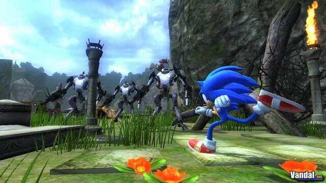 Nuevas imágenes de Sonic the Hedgehog
