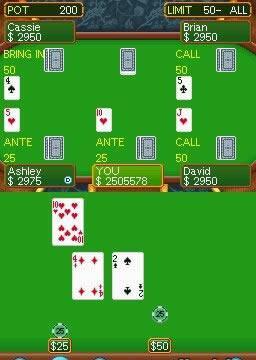 Anunciado Sega Casino para Nintendo DS