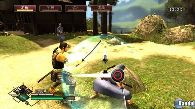 Nuevas imágenes de Way of Samurai 3