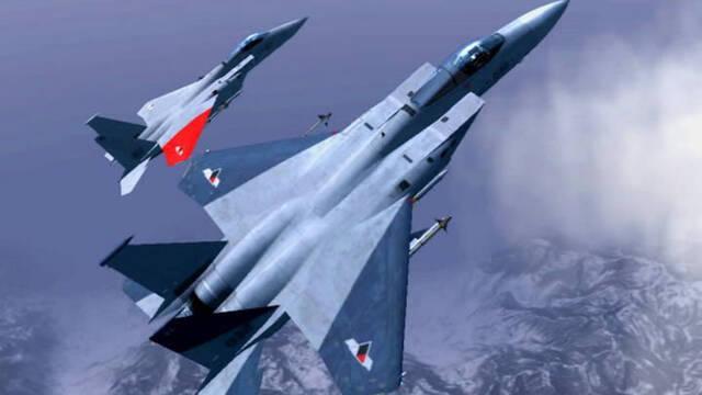 TGS: Primeras imágenes de Ace Combat Zero para PS2