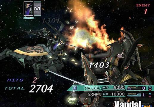TGS: Primeras imágenes de Xenosaga Episode 3