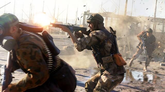 Se filtran multitud de detalles del Battle Royale de Battlefield 5