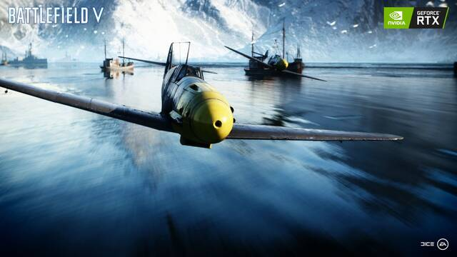 EA anuncia la beta abierta de Battlefield V para el 4 y el 6 de septiembre