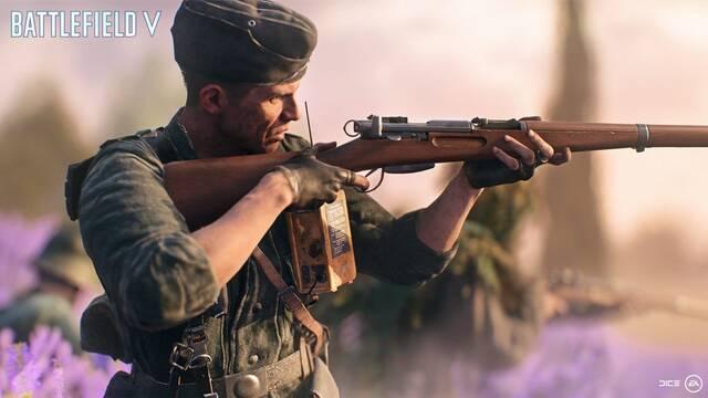 Battlefield 5 y su última actualización