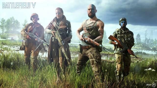 E3 2018: Battlefield V apuesta por una 'experiencia dinámica'