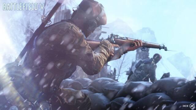 Primeros gameplays de Battlefield V