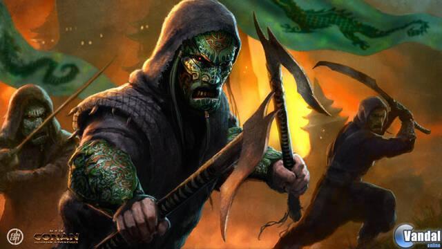 GC: Una expansión asiática para Age of Conan