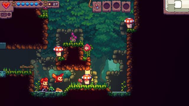 Eagle Island llegará también a Nintendo Switch