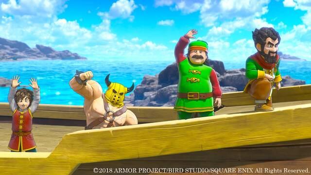 Dragon Quest Builders 2 se muestra en nuevas imágenes