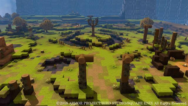 Dragon Quest Builders 2 nos muestra más detalles de su historia en imágenes