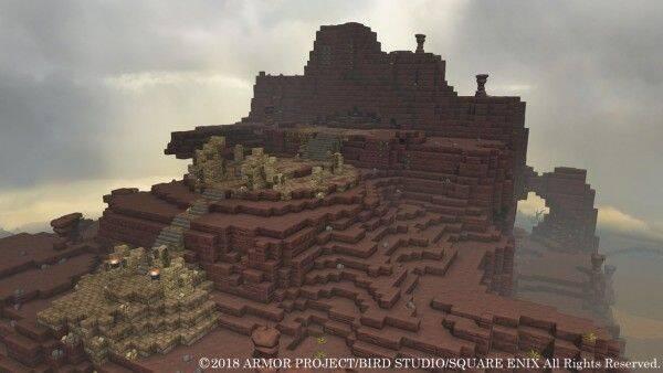 Dragon Quest Builders 2 será secuela de Dragon Quest II