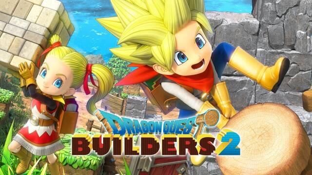 Dragon Quest Builders 2 presenta su tráiler de lanzamiento
