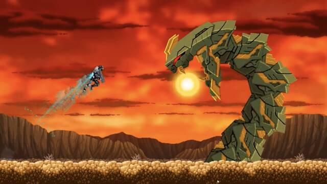 Beyond-Human, un metroidvania inspirado en Megaman, comienza su Kickstarter
