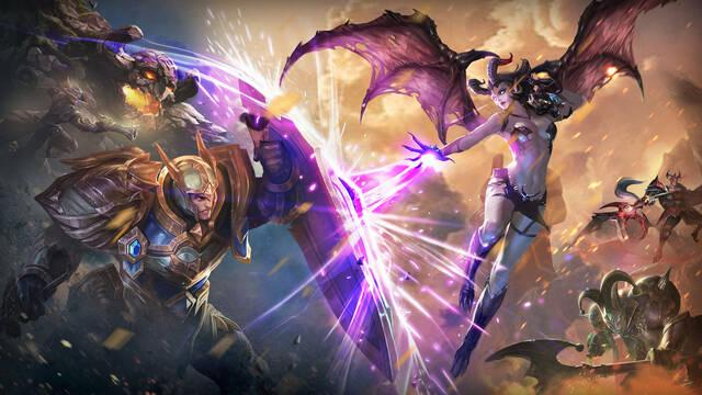 Abierto el registro para el MOBA Arena of Valor en Switch