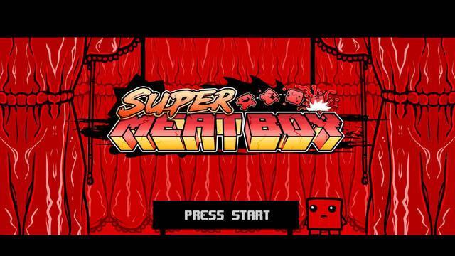 Super Meat Boy celebra llegar a Switch con un tráiler inspirado en los 90