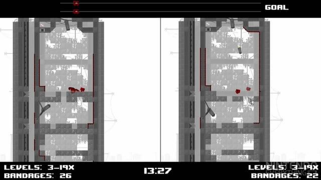 Super Meat Boy en Switch introducirá un modo competitivo