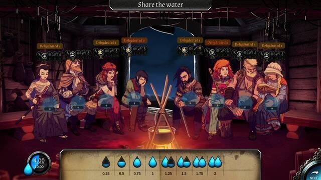 Dead In Vinland muestra un nuevo tráiler de su jugabilidad