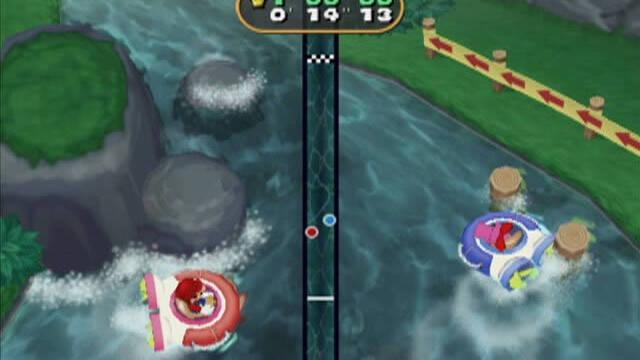 Nuevas imágenes de Mario Party 7