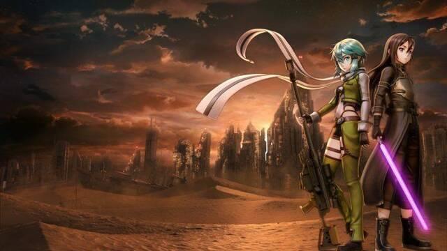 Projekt 1514 de Dimps es un juego de Sword Art Online