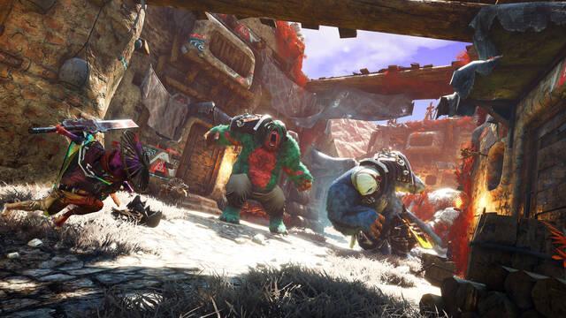 Biomutant muestra su tráiler e imágenes en Gamescom 2018