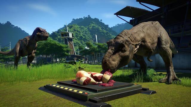 Jurassic World Evolution recibirá el DLC Secretos del Dr. Wu el 20 de noviembre